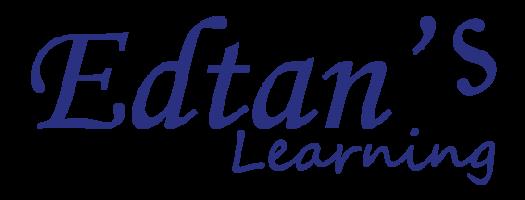 Edtan's Learning